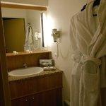 Excelentes prestaciones del baño y ducha