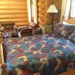 inside lodge 21