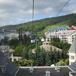 Intrawest village , Mt tremblant