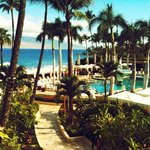 blue sea at the Four Seasons Wailea Maui