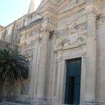 Church entrance