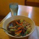 Five Spice Beef Noodle Soup