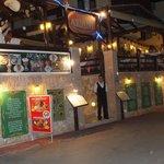 ingang complex/restaurant