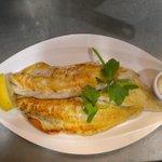 pan fried haddock