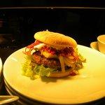 hollow special burger