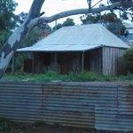 Heritage slab house in Blinman