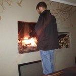 Communal Fireplace