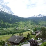 View from room - Villages at Grindelwald