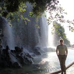 Waterval in Nice