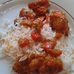 poulet tikka masala et riz basmati