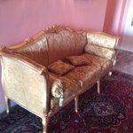historic sofa