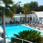 Hotel Grifo - Beautiful Pool Area