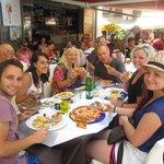 Great food at the Piazza Duomo Restaurant & Bar