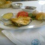 Deniz Restaurant'da lagos