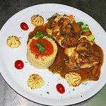 Amvrosia Restaurant Foto