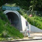 Entrance to La Vallette
