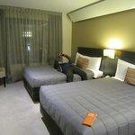호텔룸 내부