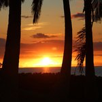 Sunset at KoOlina, view from the room