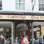 The Chop House...Great Steaks
