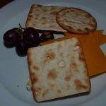 Desayuno selección de quesos