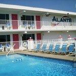Alante Oceanfront Motel Foto