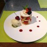 superbe dessert
