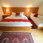 Schlafzimmer der FEWO