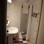 Suite Degas bathroom