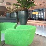 Reception area / bar