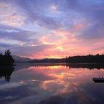 Sunrise on North Bay