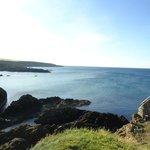 O mar em Portsoy