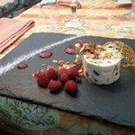 un succulent dessert pour finir...