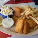 Back A Yard (San Jose) - fried catfish