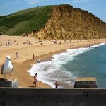 West Bay Bridport