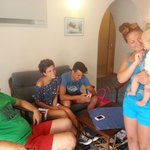 lory e noi con emilia
