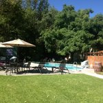 Nice heated pool & spa
