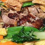 duck and vegetables ... melting in the mouth Yummy!