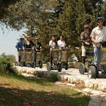 city of David's segway tour - great also for groups!