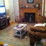 Living Room in 2-bed apt