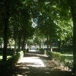 Retrio Park, across the street