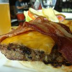 Snake River Farms Burger