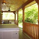 Creekside Melodies - Back Porch