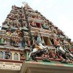 Sri Mahamariamman - entrance