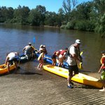 Murray River Canoe Hire