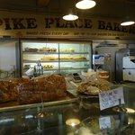 ภาพถ่ายของ Pike Place Bakery at Pike Place Market
