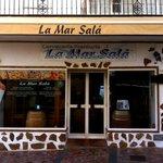 La Mar Sala - entrance