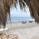 praia vista da varanda