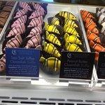 cute fish chocolates