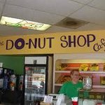 The Donut Shop Cafe