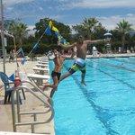 big pool 13ft